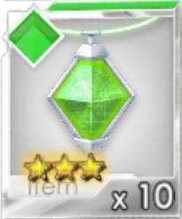 進化ネックレス(緑)R3