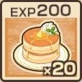 上パンケーキ