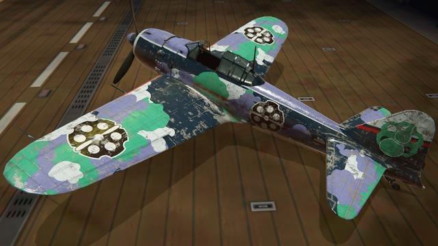 零戦五二型塗装:レミ