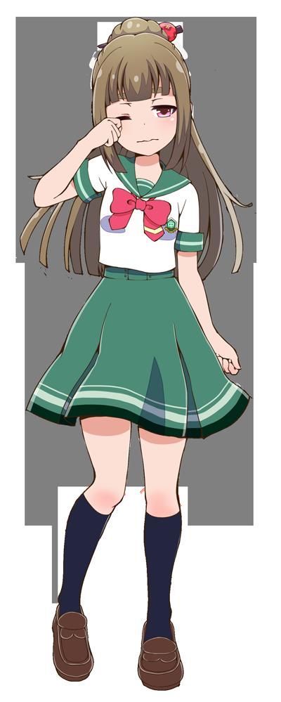 藤宮 桜・旧制服