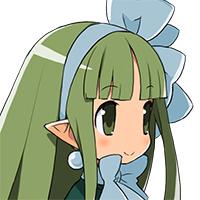 緑魔法使い