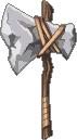 石ころの斧
