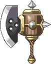 進撃の巨斧