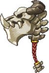 凶竜骨の大斧