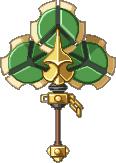 聖斧クローバー