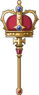 皇帝の王笏
