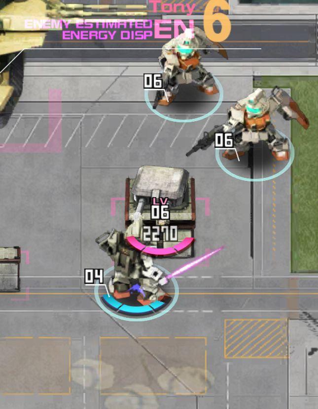 奇襲ユニットを主体としたコンボ