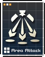多弾頭ミサイルx3(ジオン軍)