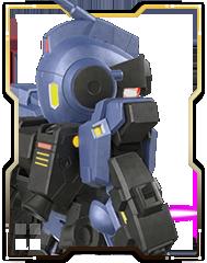 ペイルライダー(陸戦仕様)【範格】