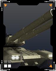 61式戦車【砲撃】