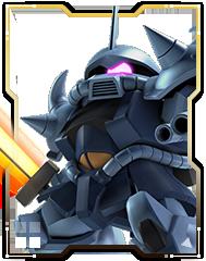 おすすめユニット(ジオン軍)