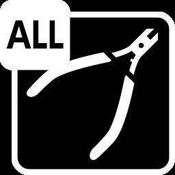 強化ニッパー(ALL)