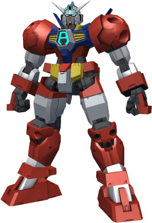 ガンダムAGE-1 タイタス
