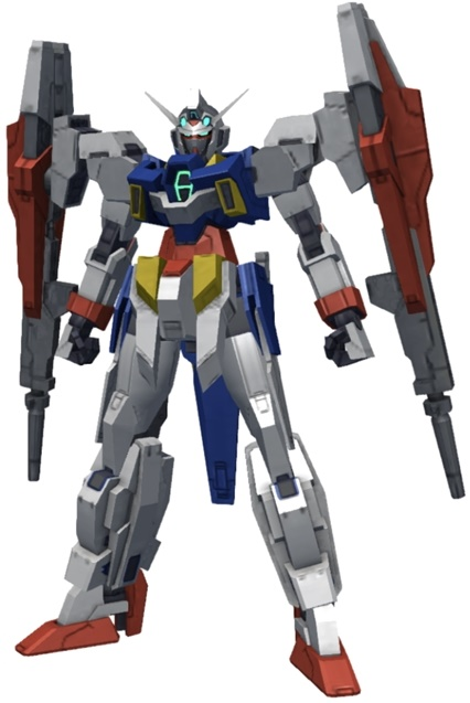 ガンダムAGE-2 ダブルバレット