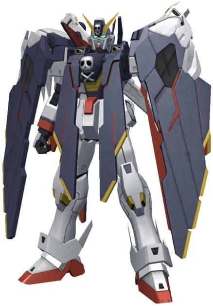 クロスボーン・ガンダムX1フルクロス