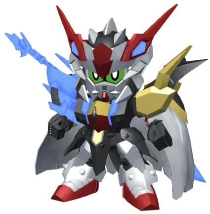 魔竜剣士ゼロガンダム[Ver.Ⅱ]