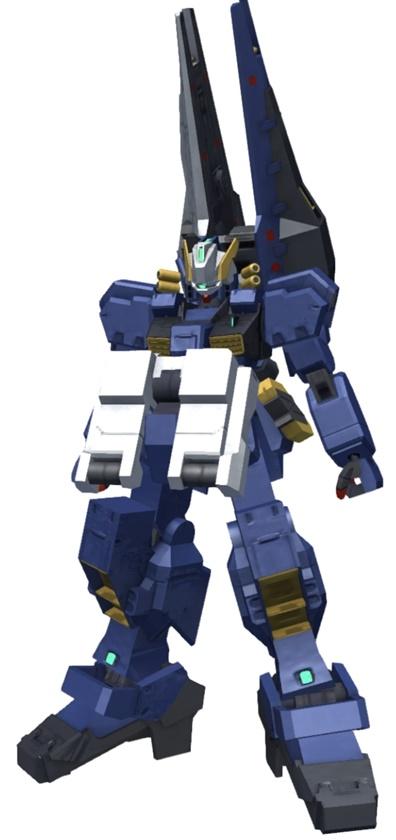 【改造】ガンダムTR-1[アドバンスド・ヘイズル/光学センサーユニット装備]