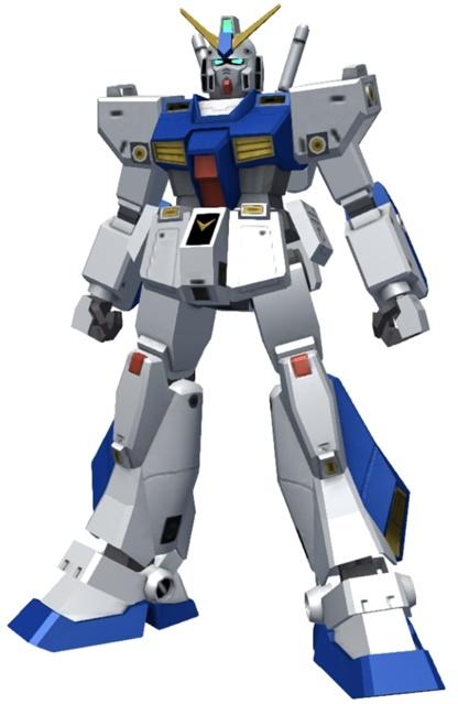 【改造】ガンダムNT-1