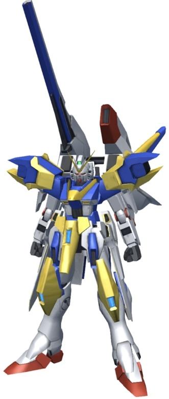 【改造】V2アサルトバスターガンダム