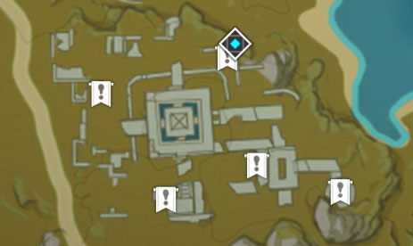 神 円盤 原 探す た 遺跡 て に 行っ 変わっ を 世界任務「螭の話」岩尊像と最も高い場所の欠片の場所 原神攻略