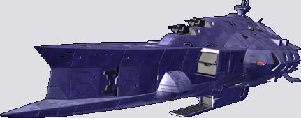 ハーフビーク級宇宙戦艦(スレイプニル)