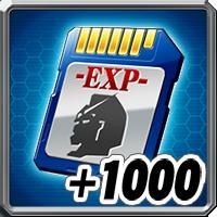 戦闘データ(EXP+1000)/MS
