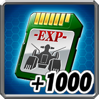 戦闘データ(EXP+1000)/戦艦
