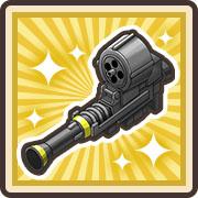機銃ブースター(射)☆3