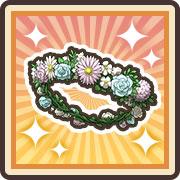 nolink,逸品の花飾り
