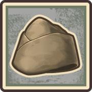 nolink,ギャリソン帽