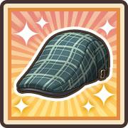 nolink,逸品のハンチング帽