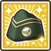 高級なギャリソン帽
