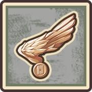 操縦士の記章・銅