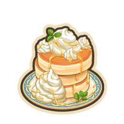 極パンケーキ
