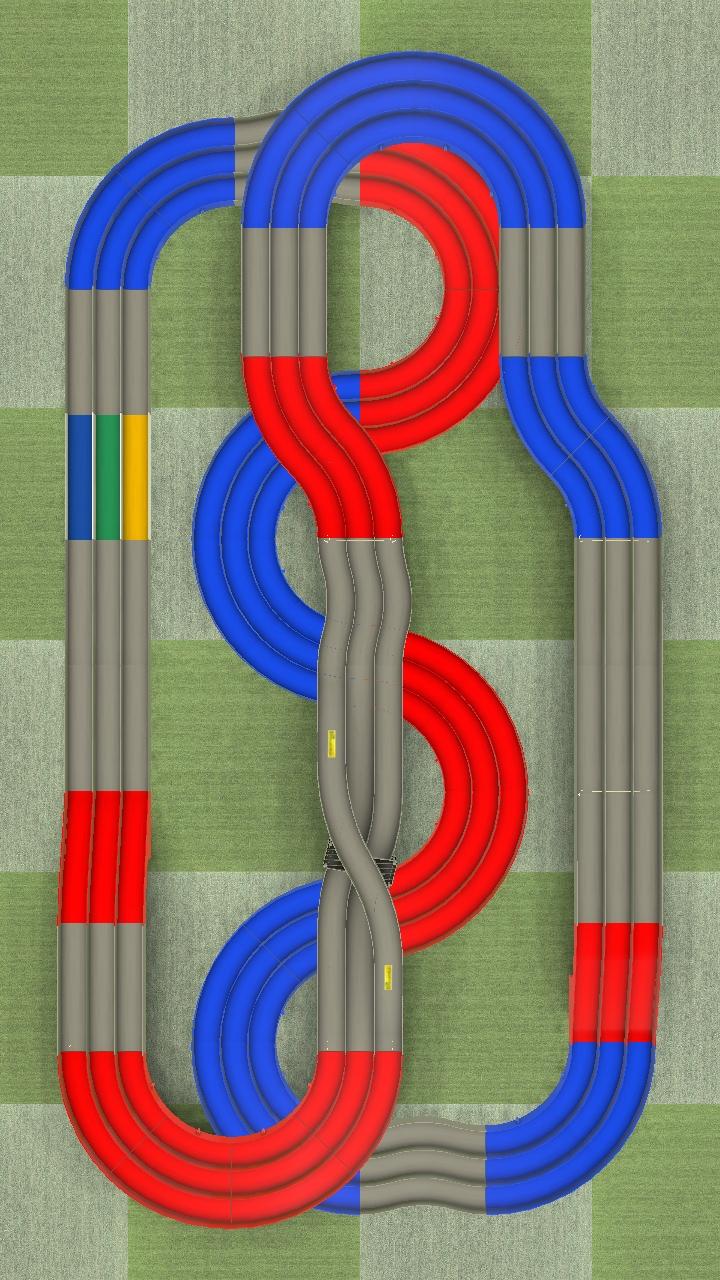 立体テクニカルサーキット1