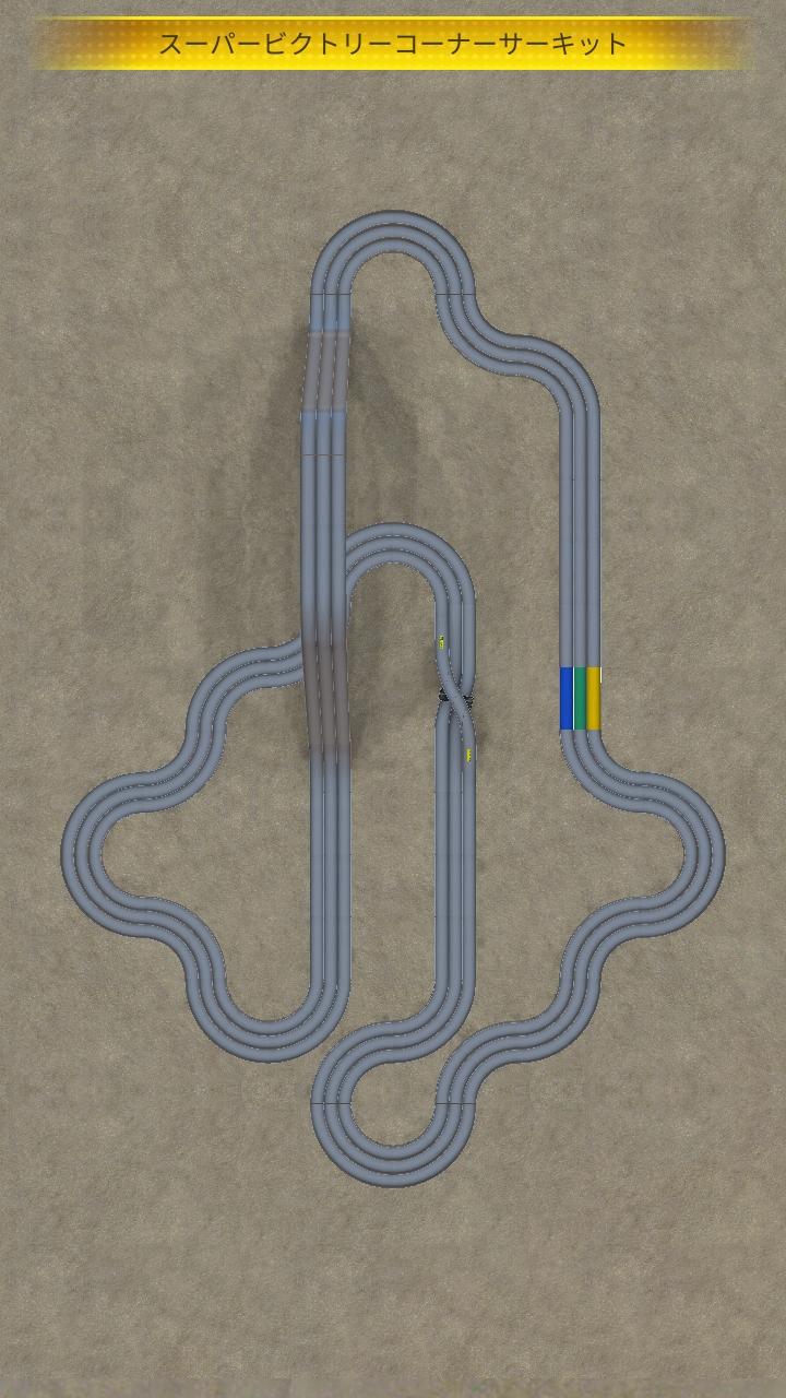 スーパービクトリーコーナーサーキット