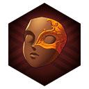 サンストーンのマスク