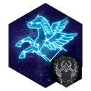 天馬星座の伝説兜