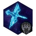 白鳥星座の伝説兜