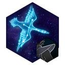白鳥星座の伝説マント