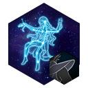 アンドロメダ星座の伝説マント