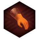 サンストーンの手袋