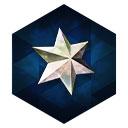 白の星屑+