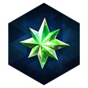 緑の星屑++