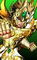 獅子座の神聖衣 アイオリア【緑】