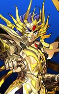 蟹座の神聖衣 デスマスク【青】