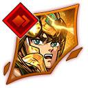 獅子座 アイオリア【赤】