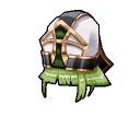 大司祭の帽子