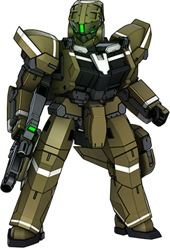 KG-7 アレイオン(ユキ)