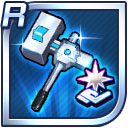 強化素材 R 支援